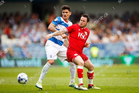 Editorial image of Sky Bet Championship 2015/16 QPR v Bristol City Loftus Road Stadium, S Africa Rd, London, United Kingdom - 7 May 2016
