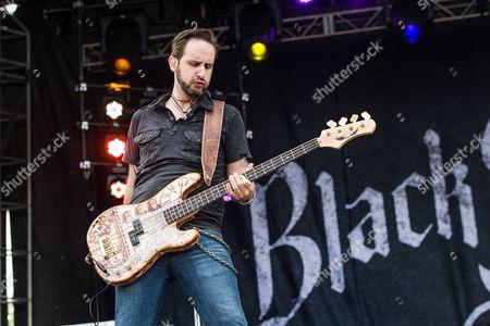 Black Stone Cherry - Jon Lawhon