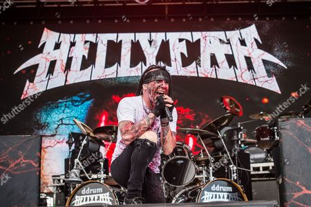 HELLYEAH - Chad Gray
