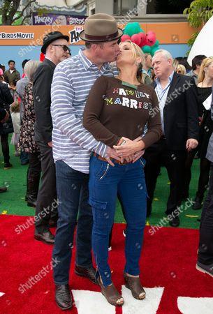 David Koechner and Leigh Koechner