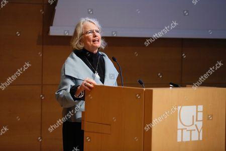 Stock Photo of Mimi Gardner Gates