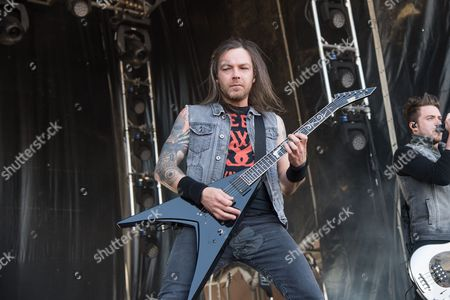 Bullet for my Valentine - Michael Paget