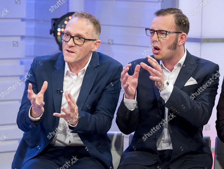 Editorial photo of 'Good Morning Britain' TV show, London, Britain - 09 May 2016