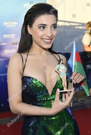 Samra Rahimli, Azerbaijan