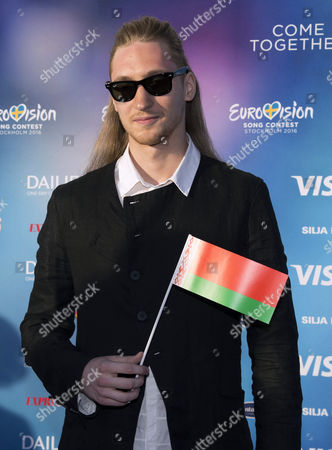 Editorial picture of The Eurovision Song Contest opening ceremony, Stockholm, Sweden - 08 May 2016