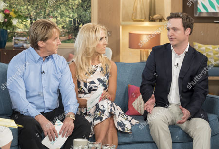Editorial photo of 'This Morning' TV show, London, Britain  - 09 May 2016