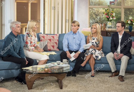 Editorial picture of 'This Morning' TV show, London, Britain  - 09 May 2016