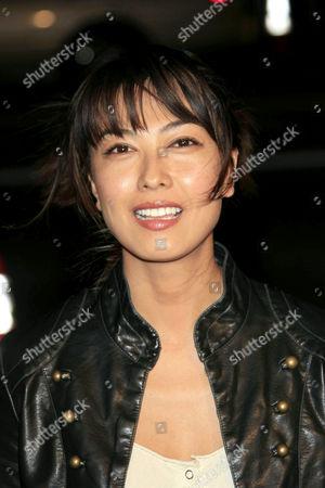 Editorial photo of 'BLOODRAYNE' FILM PREMIERE, LOS ANGELES, AMERICA - 04 JAN 2006