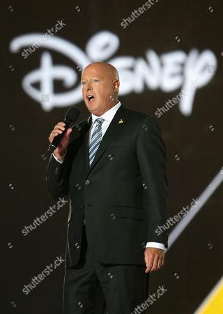 Bob Chapek of Disney