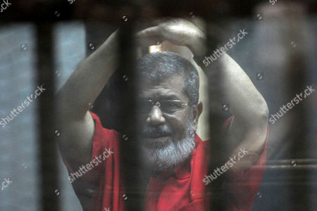 Stock Image of Mohamed Morsi