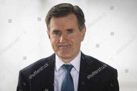 Stock Image of Former MI6 chief Sir John Sawers