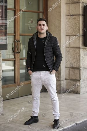 Editorial photo of 'Gomorra 2' TV Series photocall, Rome, Italy - 09 May 2016