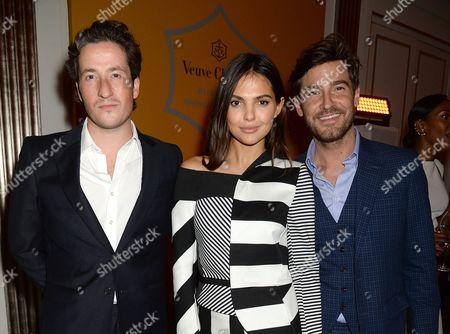 Editorial photo of Veuve Clicquot Business Woman Award, London, Britain - 09 May 2016