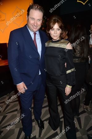 Jo Thornton and Anna Friel