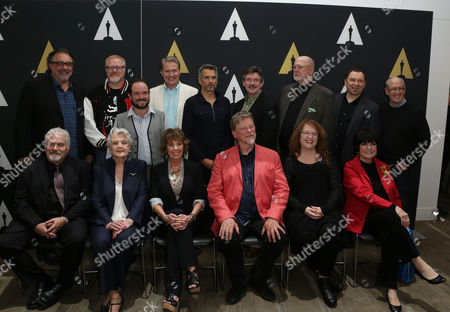 Robby Benson and Paige O'Hara, Bradley Pierce, Brenda Chapman, Jesse Corti and Richard White, David Ogden Stiers, Gary Trousdale, Andreas Deja, Mark Henn, Roger Allers and Don Hahn