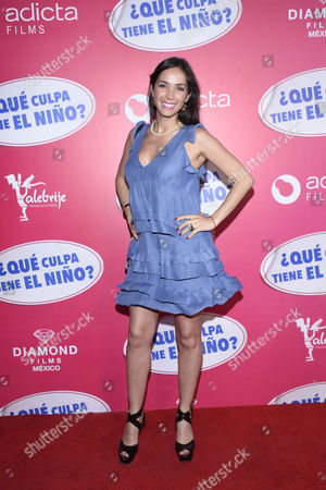 Stock Photo of Claudia Cervantes