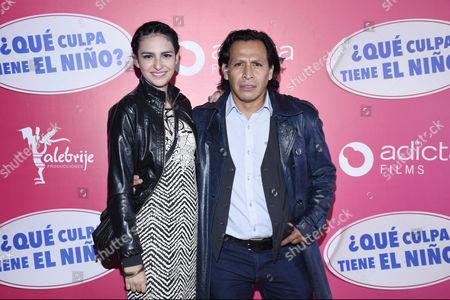 Guest and Gerardo Taracena