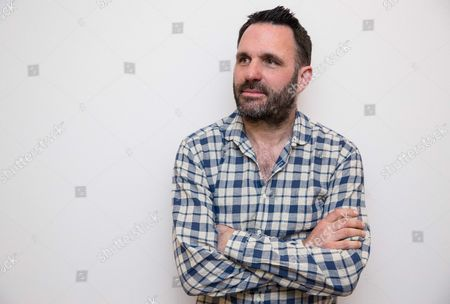 Stock Image of 'Where Next Project' mentor Shaun Keaveny.