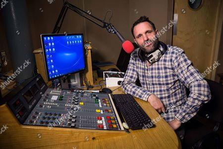 Stock Picture of 'Where Next Project' mentor Shaun Keaveny.