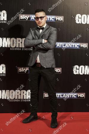 Stock Photo of Carmine Monaco