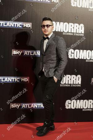 Stock Picture of Carmine Monaco