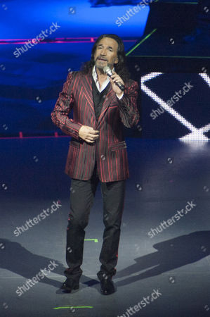 Singer Marco Antonio Solis