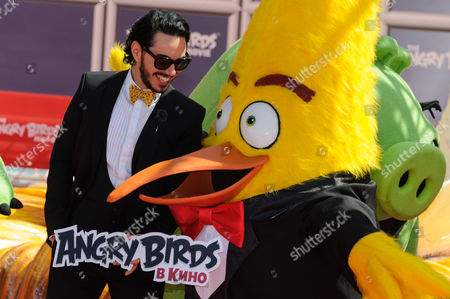 Editorial image of 'The Angry Birds Movie' Photocall, 69th Cannes Film Festival, France - 10 May 2016