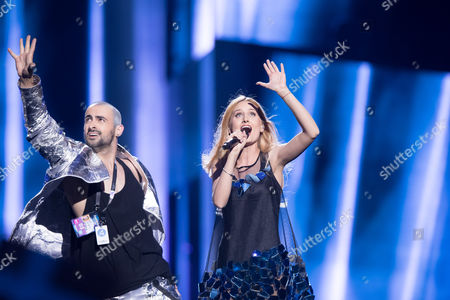 Editorial photo of Eurovision Song Contest, Semi Finals, Stockholm, Sweden - 10 May 2016