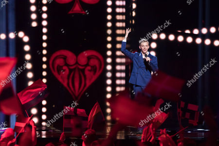 Editorial image of Eurovision Song Contest, Semi Finals, Stockholm, Sweden - 10 May 2016