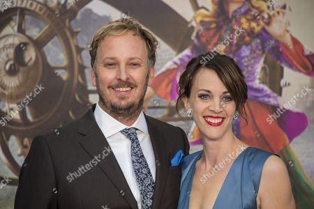 James Bobin, Director and Partner Fran Beauman