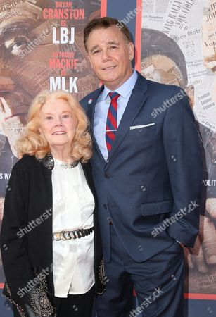 Kathleen Nolan and Spencer Garrett