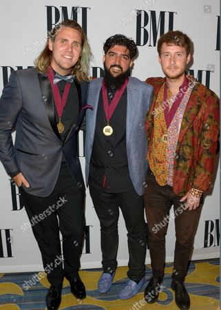 Editorial photo of The 64th Annual BMI Pop Awards, Arrivals, Los Angeles, America - 10 May 2016