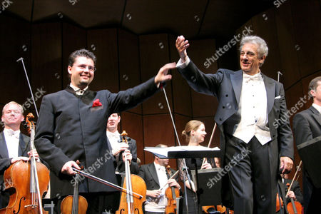 Julian Rachlin and Placido Domingo
