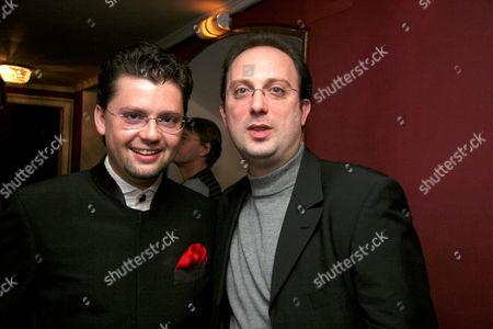 Julian Rachlin and Alexander Joel