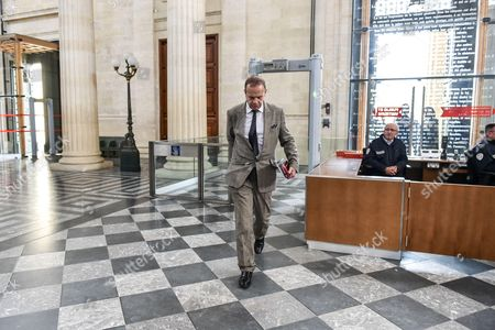 Editorial photo of Bettencourt trial, first day of appeal, Bordeaux, France - 10 May 2016