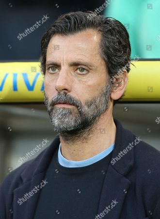 Manager of Watford, Quique Flores - Norwich City v Watford, Barclays Premier League, Carrow Road, Norwich. 11 May 2016