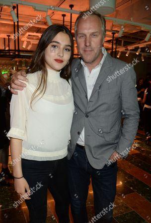 Maddie Mills and Simon Mills
