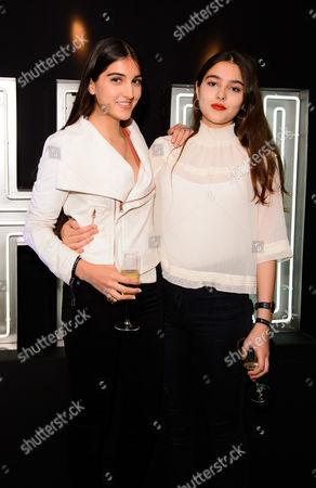 Maddie and Lauren Mills