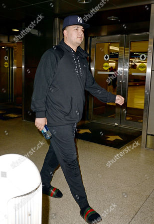 Stock Photo of Rob Kardashian
