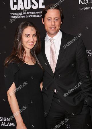 Kristina and Jesse Sisgold