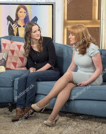 Kate Smurthwaite and Angela Epstein