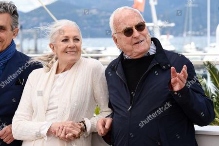 Vanessa Redgrave and Jim Ivory