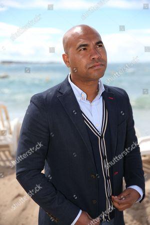 Stock Picture of Santiago Zannou