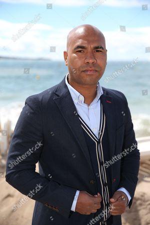 Stock Photo of Santiago Zannou
