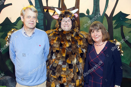 Editorial image of 'The Gruffalo' play, 15 Years on Stage, London, Britain - 11 May 2016