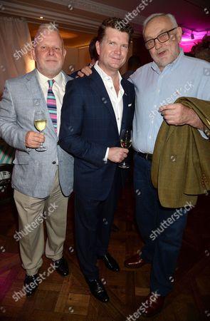 Editorial photo of Fortnum & Mason Food & Drink Awards, London, Britain - 12 May 2016