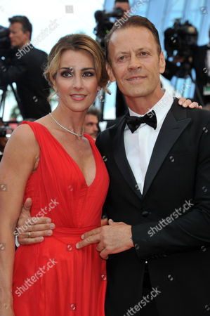 Rocco Siffredi and wife Rozsa Tassi