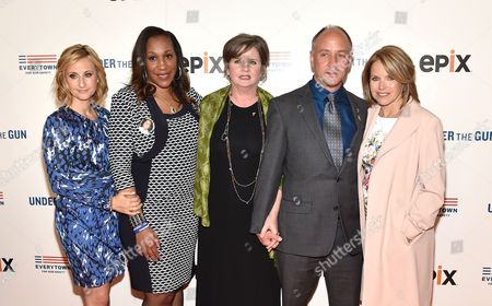 Editorial photo of The New York Premiere of EPIX's 'Under The Gun', America - 12 May 2016