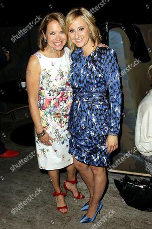 Katie Couric and Stephanie Soechtig