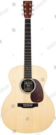 A Martin Gpx1ae Electro-acoustic Guitar